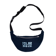 View the Poler Doodle Hip Bag - Navy from the Backpacks clothing range online today from Boarderline