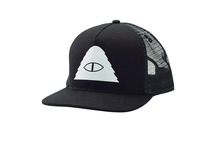 Poler Stuff Cyclops Mesh Cap - Black