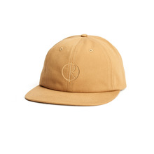 View the Polar Skate Stroke Logo Cap - Golden Brown from the Snapbacks, 5 Panel Caps clothing range online today from Boarderline