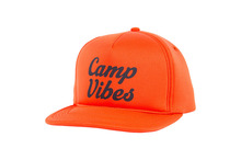 View the Poler Stuff 70's Vibe Foam Cap - Orange from the Snapbacks, 6 Panel Caps clothing range online today from Boarderline