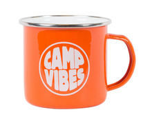 View the Poler Stuff Camp Mug - Orange from the Accessories clothing range online today from Boarderline