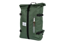 View the Poler Stuff Classic Rolltop - Leaf Green from the Backpacks clothing range online today from Boarderline
