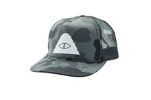 Poler Stuff Cyclops Mesh Cap - Grey