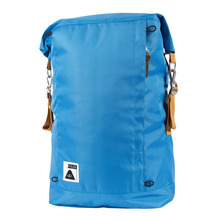 View the Poler Stuff Rolltop Pack - Blue from the Backpacks clothing range online today from Boarderline