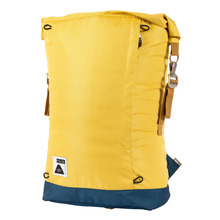 View the Poler Stuff Rolltop Pack - Yellow from the Backpacks clothing range online today from Boarderline