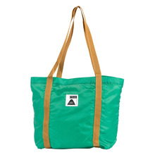 View the Poler Stuff Stuffable Tote Bag - Bright Green from the Backpacks clothing range online today from Boarderline