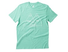 Poler Stuff Venn Diagram T-Shirt - Green