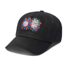 View the Primitive Rick and Morty 5 Panel Dad Hat - Black from the Snapbacks, 6 Panel Caps clothing range online today from Boarderline