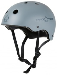 View the PROTEC PRO CLASSIC CERTIFIED HELMET - MATTE GREY from the Helmets/Pads clothing range online today from Boarderline