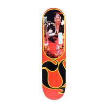 "View the Quasi Chakra Deck - 8.0"" from the Decks clothing range online today from Boarderline"