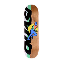 View the Quasi Man Deck - 8.375 from the Decks clothing range online today from Boarderline