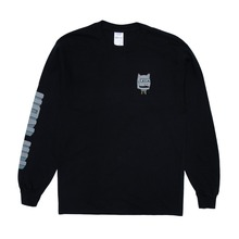View the Rip N Dip Bionic Nerm Longsleeve - Black from the T-Shirts clothing range online today from Boarderline