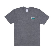 View the RIP N DIP FLAT TEE T-SHIRT - HEATHER GRAY from the T-Shirts clothing range online today from Boarderline