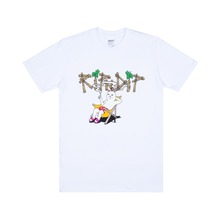 View the RIP N DIP ISLAND NERM T-SHIRT - WHITE from the T-Shirts clothing range online today from Boarderline