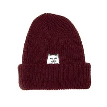 View the Rip N Dip Lord Nermal Beanie - Burgundy from the Beanies clothing range online today from Boarderline