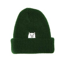 View the Rip N Dip Lord Nermal Beanie - Hunter Green from the Beanies clothing range online today from Boarderline