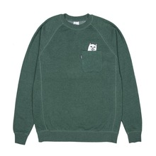 View the Rip N Dip Lord Nermal Crew Neck - Green from the Hoods and Crews clothing range online today from Boarderline