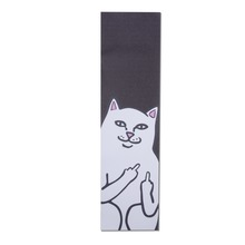 View the Rip N Dip Lord Nermal Grip Tape - Black from the Accessories clothing range online today from Boarderline