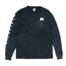 View the RIP N DIP LORD NERMAL LONG SLEEVE - FOREST WASH from the T-Shirts clothing range online today from Boarderline