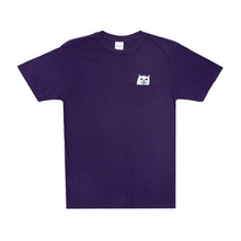 View the Rip N Dip Lord Nermal Pocket Tee - Purple from the T-Shirts clothing range online today from Boarderline