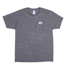 View the Rip N Dip Lord Nermal Pocket T-Shirt - Heather Grey from the T-Shirts clothing range online today from Boarderline