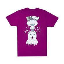 View the Rip N Dip Mind Blown T-Shirt - Purple from the T-Shirts clothing range online today from Boarderline