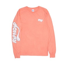 View the RIP N DIP RIPNTAIL LONG SLEEVE - PEACH from the T-Shirts clothing range online today from Boarderline
