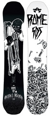 View the Rome Artifact Rocker Snowboard 2018 - 153 from the Mens Snowboards clothing range online today from Boarderline
