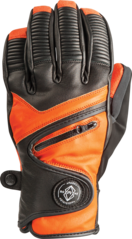 View the Rome Bushwood Gloves - Orange from the Mens clothing range online today from Boarderline