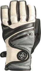 View the Rome Bushwood Gloves - White from the Mens clothing range online today from Boarderline
