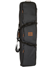 View the Rome Cache Snowboard Bag - Black from the Snowboard Bags clothing range online today from Boarderline