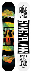 Rome Gang Plank 155 Snowboard