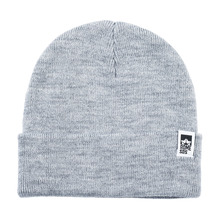 View the Rome Logo Beanie - Grey from the Beanies clothing range online today from Boarderline