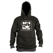 Rome Riding Pullover Hood - Black