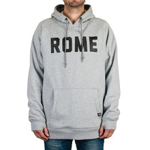View the Rome Riding Pullover Hood - Grey from the Fleece/Layering clothing range online today from Boarderline