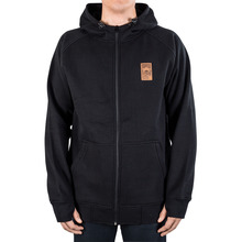 View the Rome Riding Zip Hoodie - Black from the Fleece/Layering clothing range online today from Boarderline