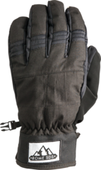 View the Rome Stranger Glove - Black from the Mens clothing range online today from Boarderline