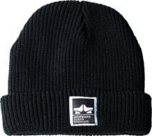View the Rome Syndicate Beanie - Black from the Beanies clothing range online today from Boarderline