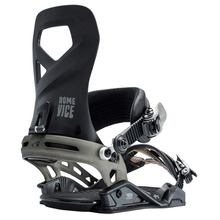 View the Rome Vice Snowboard Binding - Black from the Mens clothing range online today from Boarderline