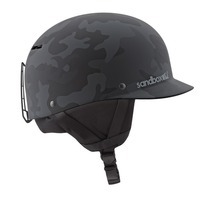 View the Sandbox Classic 2.0 Snow Helmet - Black Camo from the Men clothing range online today from Boarderline
