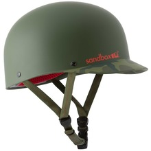 View the Sandbox Classic Snow Helmet - Camo from the Men clothing range online today from Boarderline