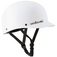 View the Sandbox Classic Snow Helmet - White from the Men clothing range online today from Boarderline