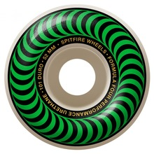 View the Spitfire Formula Four Classics Wheels 101d - 52mm from the Wheels clothing range online today from Boarderline