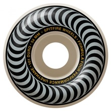 View the Spitfire Formula Four Classics Wheels 101d - 54mm from the Wheels clothing range online today from Boarderline