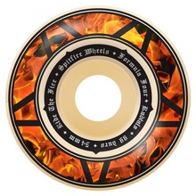 View the Spitfire Formula Four Hellfire Wheels 99d - 53mm from the Wheels clothing range online today from Boarderline