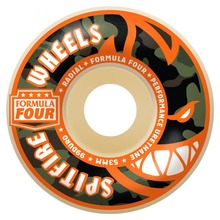 View the Spitfire Formula Four Radial Wheels 99d - 52mm from the Wheels clothing range online today from Boarderline