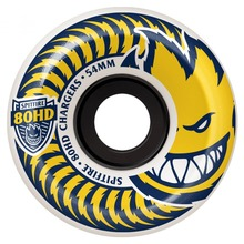 View the Spitfire Soft Wheels - 80HD Chargers Classics - 54mm from the Wheels clothing range online today from Boarderline