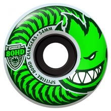 View the Spitfire Soft Wheels - 80HD Chargers Classics - 56mm from the Wheels clothing range online today from Boarderline