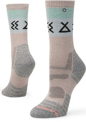 View the STANCE ALTIMETER HIKE SOCKS - PINK from the Socks clothing range online today from Boarderline