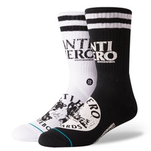 View the Stance Anti Hero Socks - Black/White from the Socks clothing range online today from Boarderline
